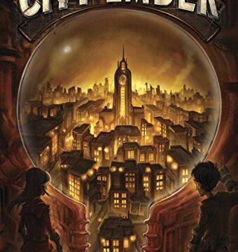 Top 5 Children's Steampunk Books