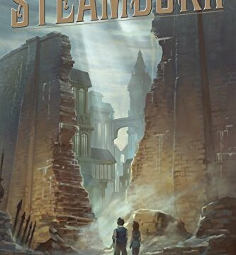 A Cool YA Steampunk Children's Series You Should Read
