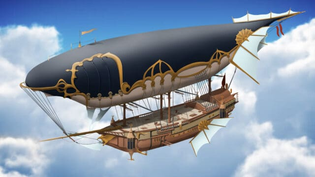 The Physics of Airships