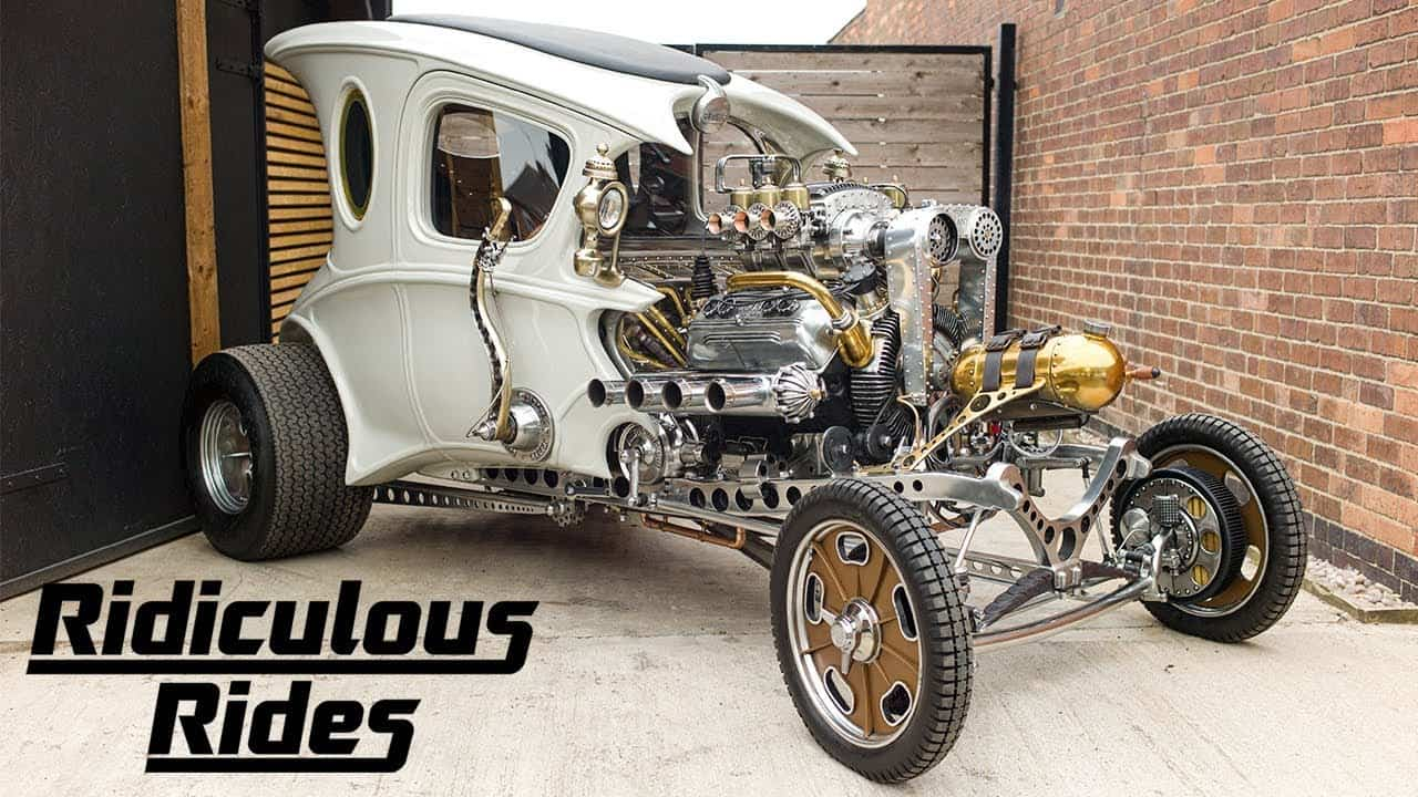 5 Wicked Steampunk Vehicles You Should Check Out Ya Steampunk