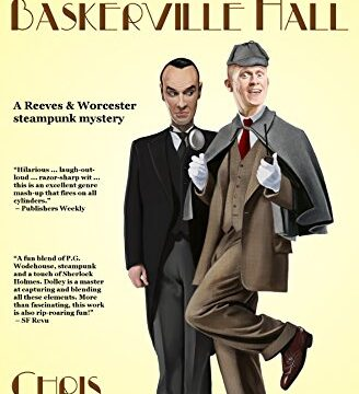 Top Five Steampunk Mysteries